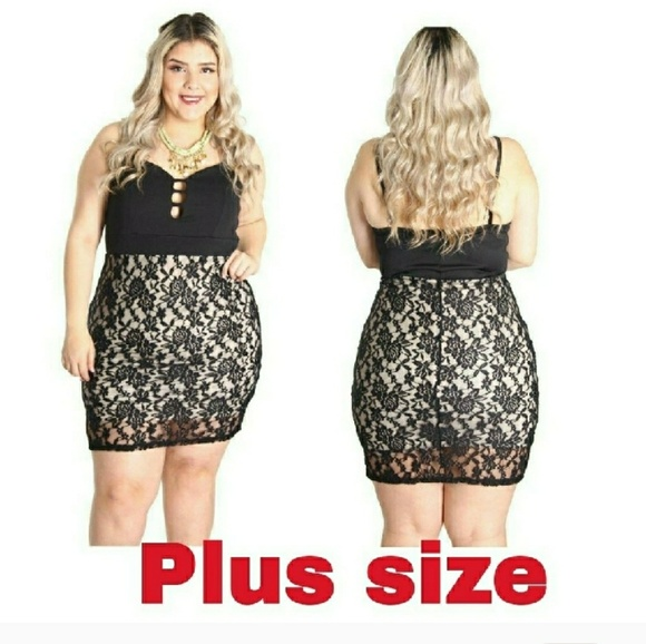 Dresses Spandex Plus Size Dress Poshmark